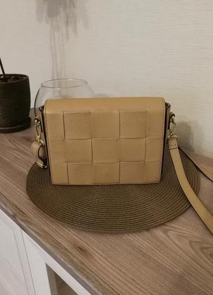 Женская сумка кросс боди, италия