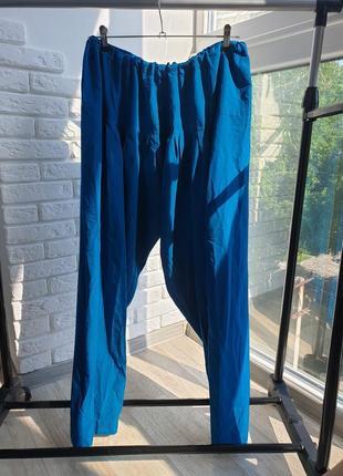 Брюки женские алладины штаны