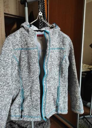 Трикотажна куртка