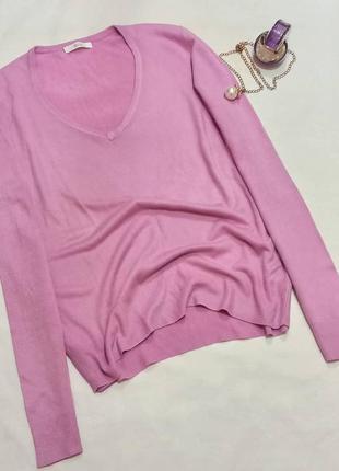 Реглан, пуловер,кофточка лиловая,лавандовый,розовый свитер