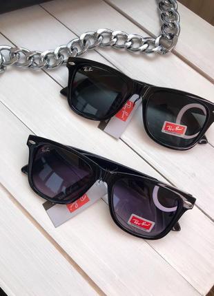 Очки солнцезащитные унисекс