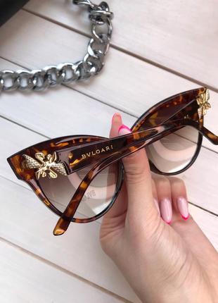 Роскошные женские солнцезащитные очки