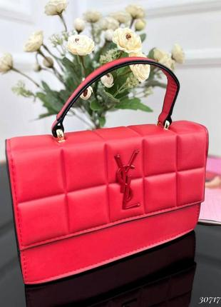 ❤ женская красная сумочка сумка  ❤