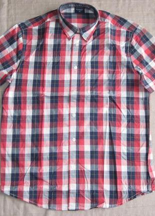 Hanbury (m 39/40) рубашка мужская натуральная