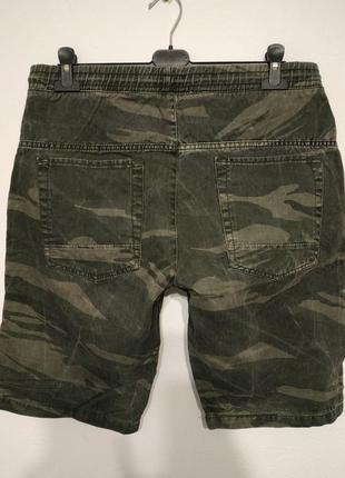 W33 w34 w32 fsbn шорты джинсовые камуфляж хаки zxc2 фото