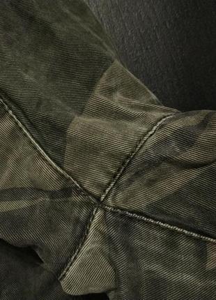 W33 w34 w32 fsbn шорты джинсовые камуфляж хаки zxc3 фото