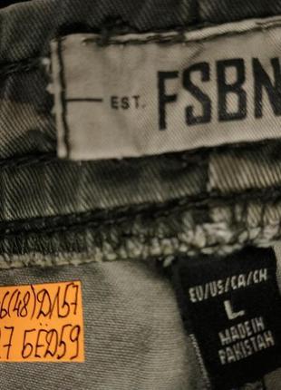 W33 w34 w32 fsbn шорты джинсовые камуфляж хаки zxc4 фото