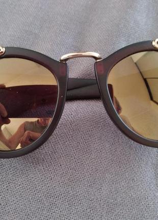 Очки солнцезащитние