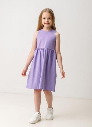 Платье на девочку, размер 116-140