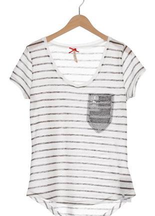 Очаровательная футболочка от key largo