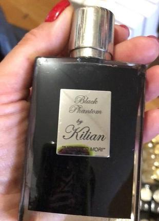 Black phantom by kilian 50 ml тестер