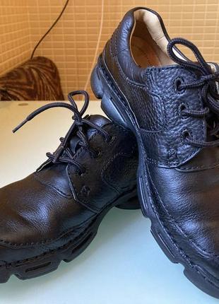 Мужские туфли clarks 100% кожа