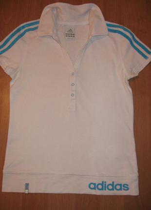 Спортивная футболка adidas для спорта, фитнеса. (оригинал).
