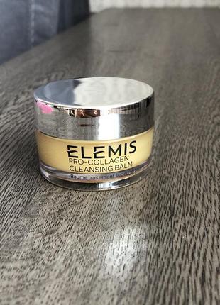 Elemis pro collagen cleansing balm, очищающий бальзам , 20 г