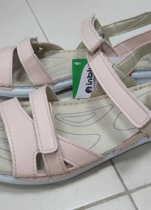 38,39,40,41,42 p. inblu новые удобные босоножки сандалии