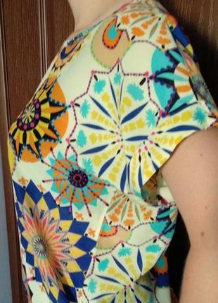 Кльова дітня кольлора блуза футболка розмір універсальний3 фото