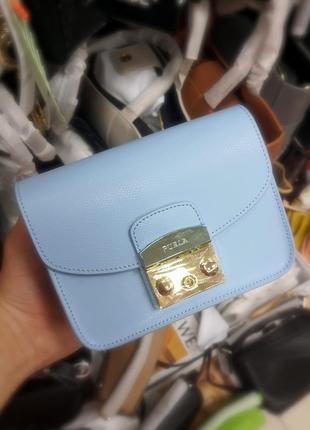 Женская кожаная сумочка furla metropolis