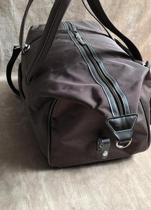 Большая вместительная дорожная сумка kappa оригинал6 фото