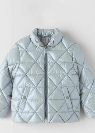 """Суперова демі куртка на дівчаток""""zara""""р.116-164."""