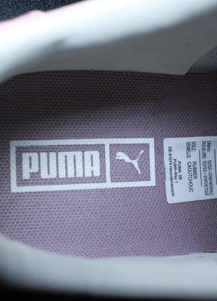 Оригинал puma cali nubuck женские кроссовки кеды7 фото