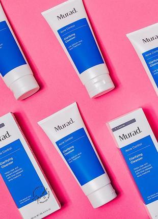 Murad blemish control clarifying cleanser