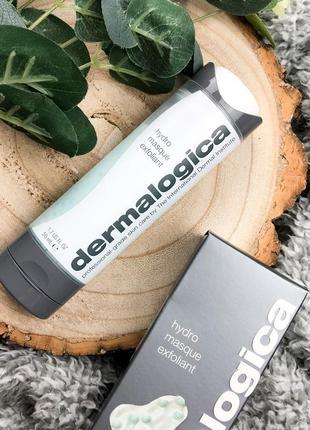 Маска для лица dermalogica hydro masque exfoliant