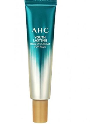 Ahc youth lasting real eye cream for face 12ml крем для век и лица