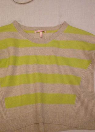100 % нежнейший кашемир, свободный свитер