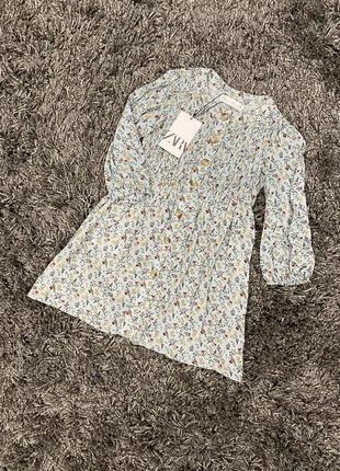Нереальне плаття zara для модниці