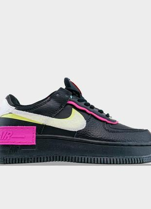 Кроссовки nike air force shadow removable