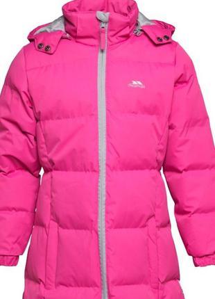 Зимняя куртка для девочки, trespass, 11-12 лет