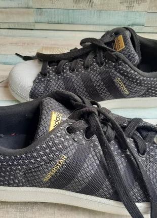 Adidas superstar кеды