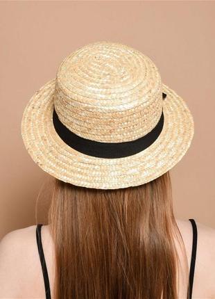 Летние шляпки. пляжная шляпа