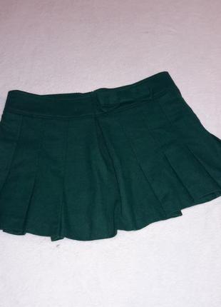 Мини-мини юбочка