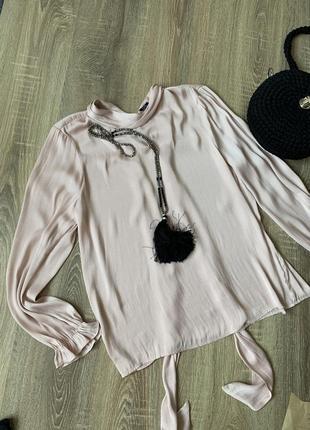 Блуза шелк шовк