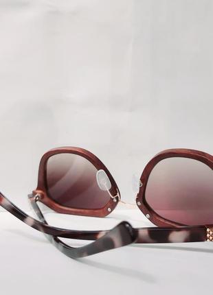 """Женские солнцезащитные очки """"под дерево"""""""