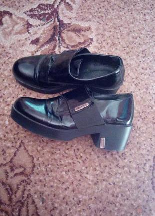 Туфлі лак. phany