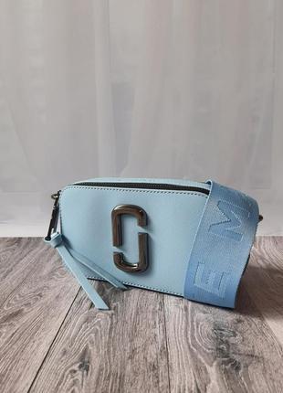 Женская кожаная сумочка марк джейкобс