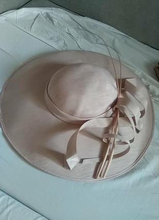 Шляпа винтажная