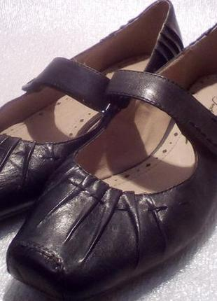 Кожание туфли janet d германия