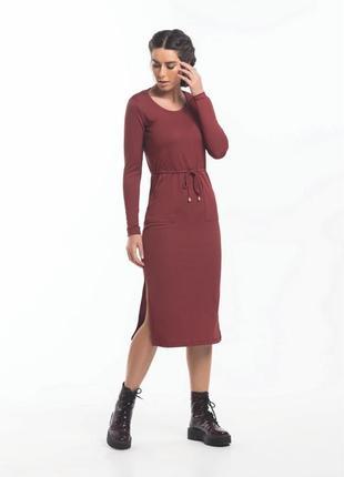 Платье миди от reserved