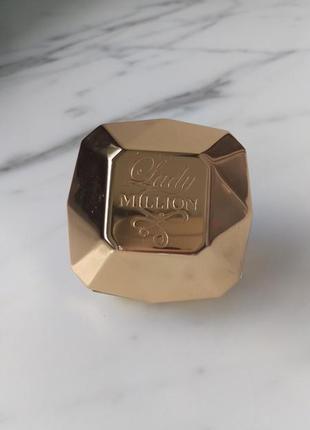 Paco rabanne lady million eau de parfum 30 мл