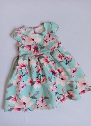 Красивое платье сарафан на девочку рост 86 92 george