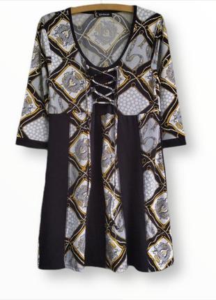 Стильное легкое платье kaleidoscope