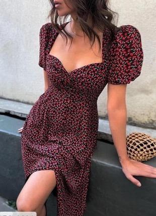 Платье сарафан летний легкий