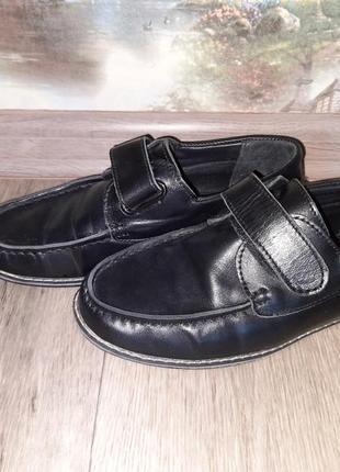 Туфли для мальчика в школу