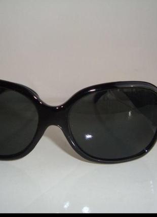 Очки солнцезащитные со стразами на дужках
