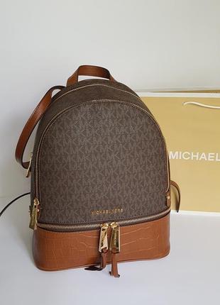 Рюкзак rhea medium backpack michael kors