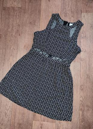 Лёгкое летнее платье из вискозы