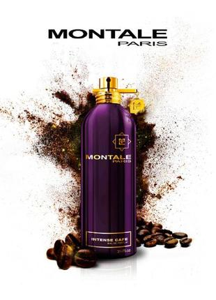 Стойкий аромат в стиле intense cafe montale восточные духи,модный парфюм 2021